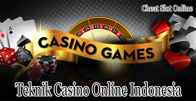 Teknik Casino Online Indonesia Dalam Melakukan Pembayaran Deposit